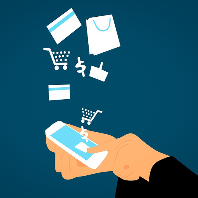 Digitized Sales Channels for e-commerce