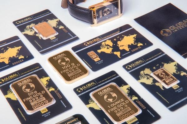 global payment through blockchain