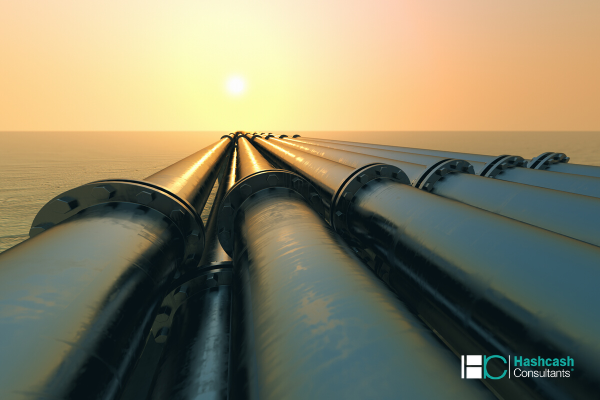 HashCash to Modernize Oil Supply Chain with Major Oil Corp Collab