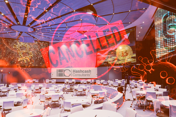 Blockchain Conferences Across The World Have Cautioned Attendees Against The Coronavirus Outbreak.